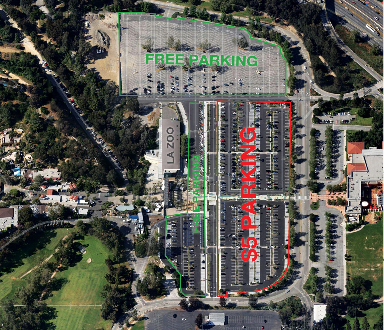 Keeping Griffith Park Free With 5 Parking