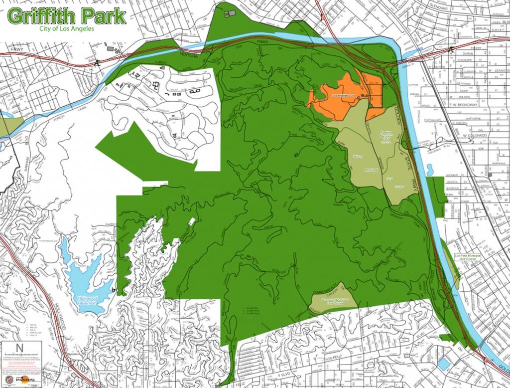griffithparkmap1
