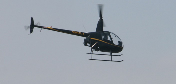 Fed Up with Helicopter Noise? Take Action!