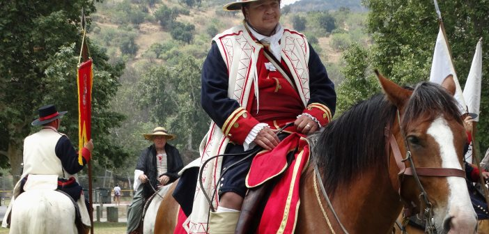 Celebrating Anza's 240th Anniversary Expedition in Griffith Park