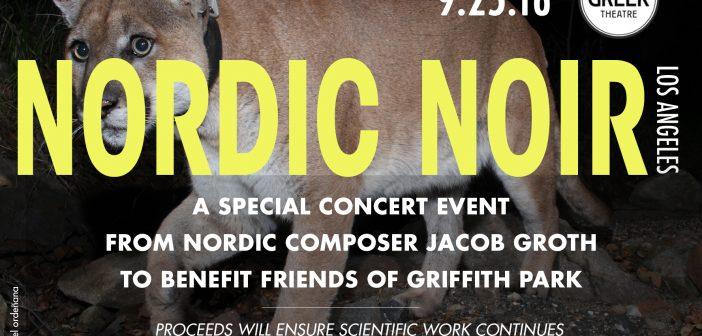 NORDIC NOIR LA at the Greek Theatre on Sept. 25th