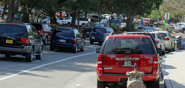 "Traffic in Griffith Park: Mitigating the Urban in This ""Urban Wilderness"""