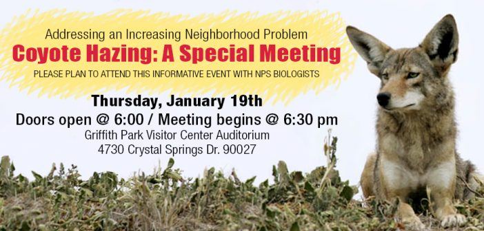 Save the Date – Special Coyote Hazing Meeting