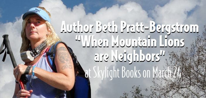 Author Beth Pratt-Bergstrom at Skylight Books