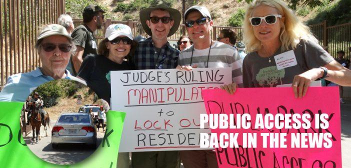 "LA City's ""Alternative Facts"" Response to Beachwood Access Closure"